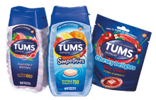 TUMS Heartburn Relief Products