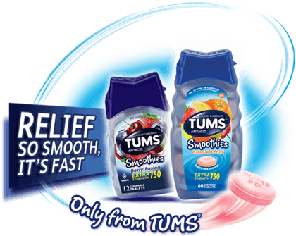 TUMS® Smoothies