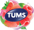 TUMS Assorted Berries Logo