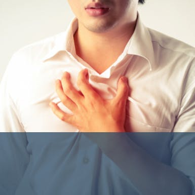 There's a Connection Between Your Weight and Heartburn
