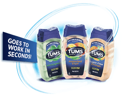TUMS® Extra Strength 750