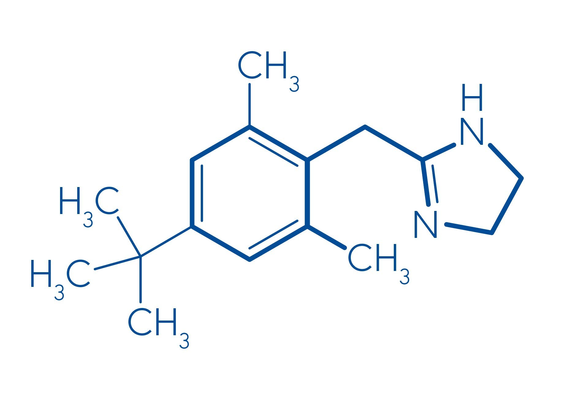 What is xylometazoline?