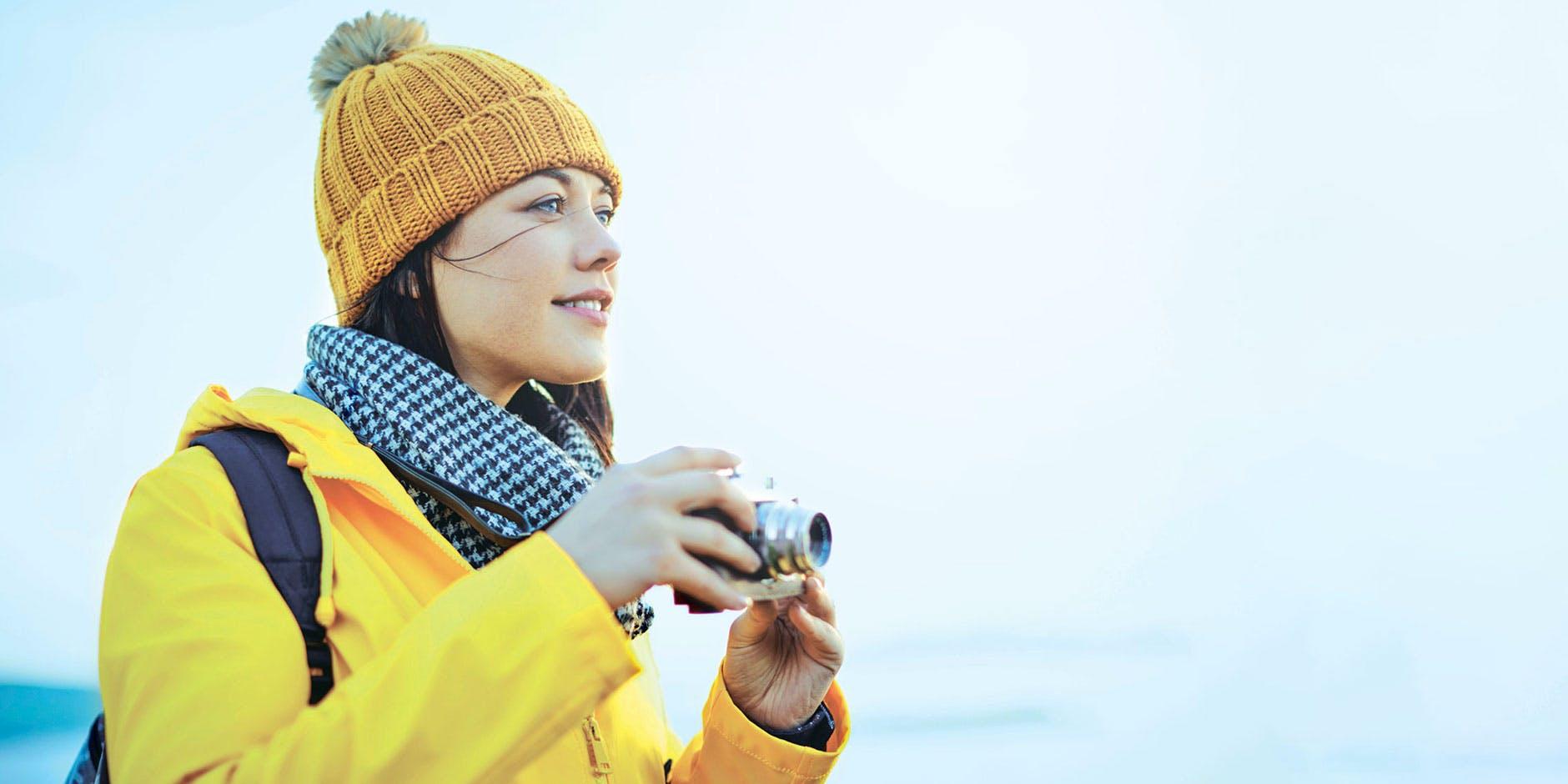 Nainen kameran kanssa - Mitä on ksylometatsoliini?