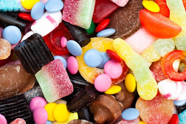 Which Is Worse: Chocolate or Chewy Candy?