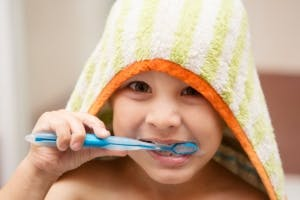 How I Taught My Son to Enjoy Brushing His Teeth