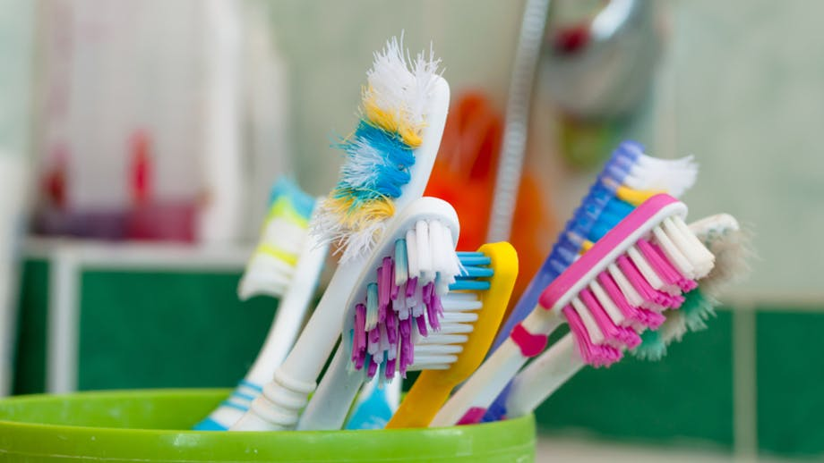 How Often Should You Really Change Your Toothbrush