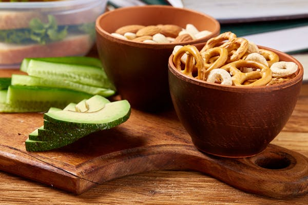 Kid-Friendly Snacks (That Are Also Great For Their Teeth)
