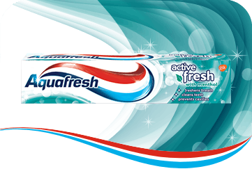 Active Fresh with Menthol Toothpaste