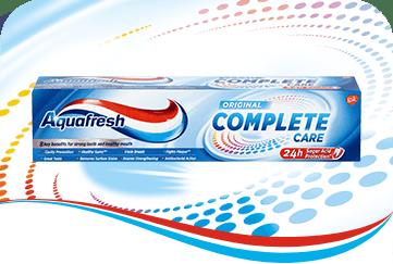 Aqaufresh Complete Care Original Toothpaste