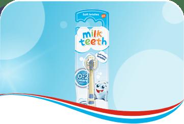 Milk Teeth Toothbrush