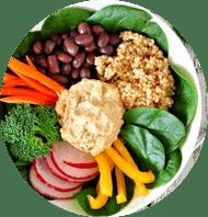 Different High Fiber Diets