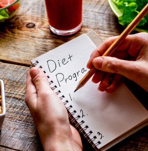 How I Finally Learned to Stop Crash Dieting