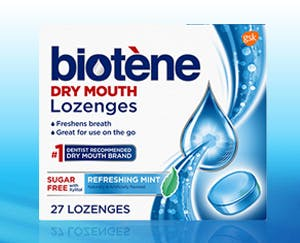 Biotène Dry Mouth Lozenges