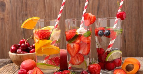 Infused Water Recipes That You'll Love
