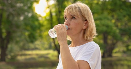 Don't Ignore These Dehydration Symptoms