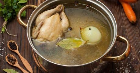 Make Your Own Chicken Broth
