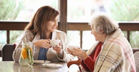 Creating a Caregiver Basket