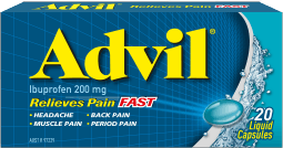 Advil Liquid Capsules