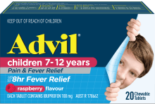 Advil Children's Chewables 7-12 years