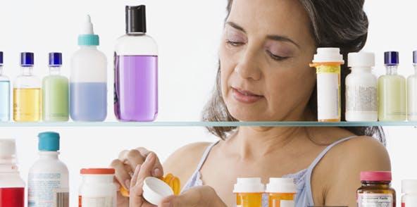 Medicine Cabinet Checkup