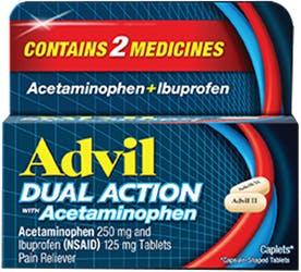 Advil Dual Action