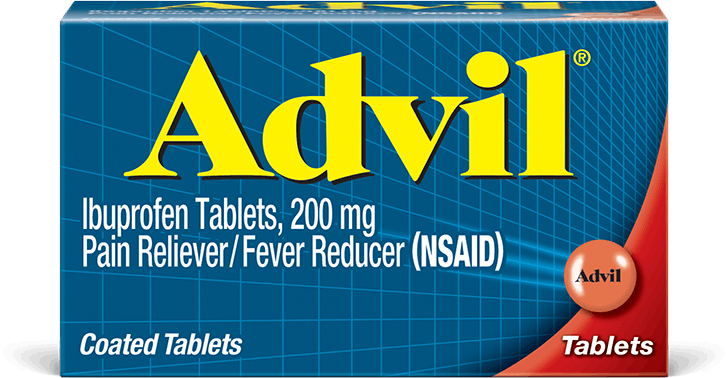 Advil - pain reliever tablets and caplets