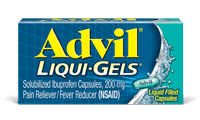 Advil Liqui-Gels - fast liquid relief