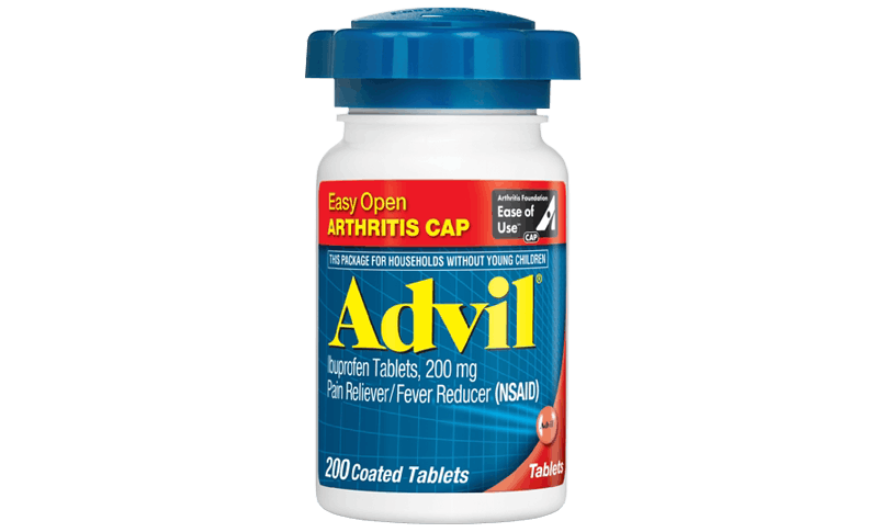Advil Easy Open Arthiritis