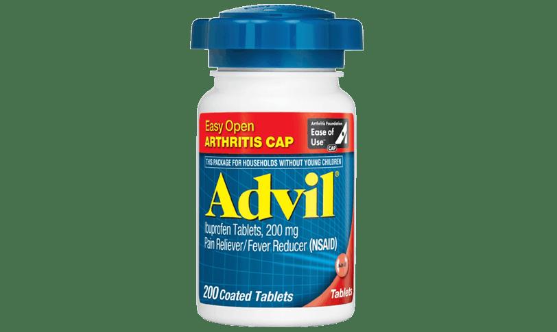 Advil Easy Open Arthiritis