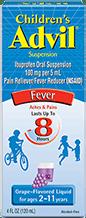 Children's Advil Suspension