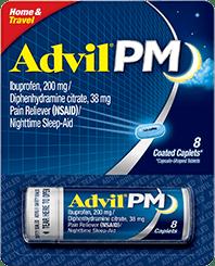 AdvilPM Caplets