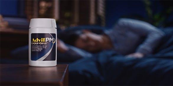 About Non-Prescription (Over the Counter) Sleep Aids | Advil PM
