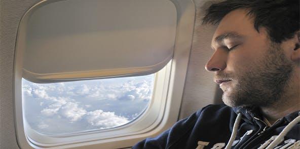 The Painful Sleeplessness Of Jet Lag