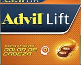 Advil lift capsulas