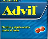 Advil tabletas