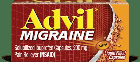 Advil® Migraine