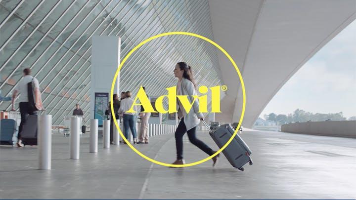 Advil Te Da Alivio Más Rápido, Más Fuerte Y Por Más Tiempo commercial