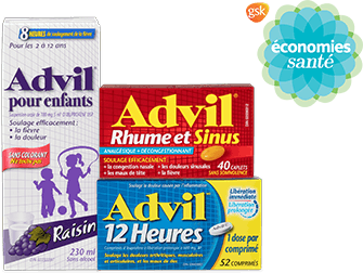 Coupon Advil Family