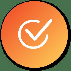 icon check sign