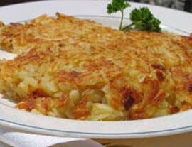 高鈣食譜 – 芝士三文魚薯餅