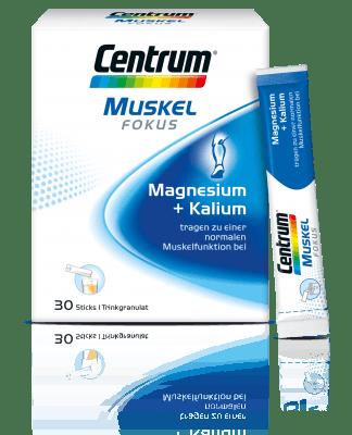 Produktabbildung von Centrum Muskel Fokus