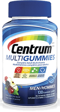 Centrum MultiGummies Men Pack Shot
