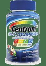 Centrum MultiGummies Men Pack Shot