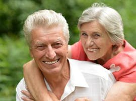 Healthy elderly couple thumbnail
