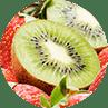 Beyond carrots strawberry kiwi