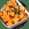Beyond carrots sweet potatoes