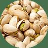 aging pistachios