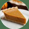 Pick pumpkin pie