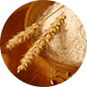Pump up wheat flour