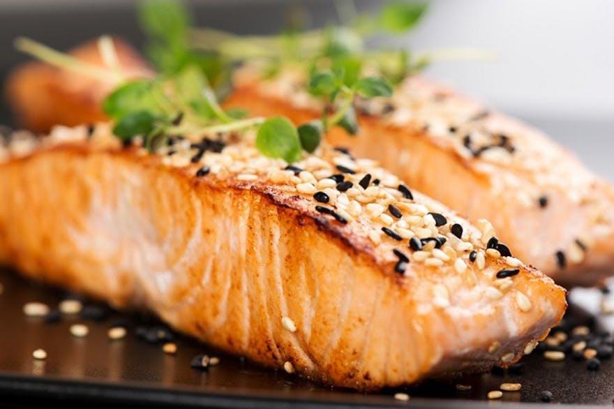 Appealing-smoked-salmon